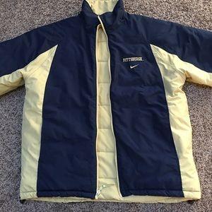 Reversible Pittsburgh Nike Puffy Jacket Unisex?